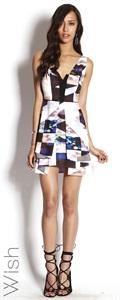 Wish  Lustre Dress