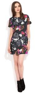 56337.4461  Fuchsia Mini Dress