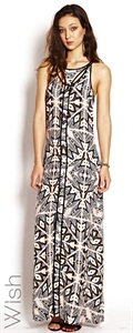 Wish   Montego Maxi Dress