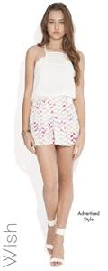Wish    Melrose Shorts