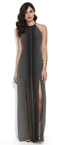 Wish Parallel Maxi Dres