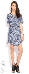 56287.4326  Bliss Shirt Dress
