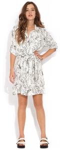 56412.4579  Tuscan Shirt Dress
