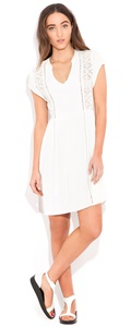 56438.4116  Poetic Shirt Dress