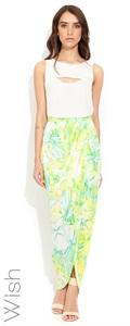 Wish Prismatic Skirt