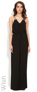 Wish  Resolution Maxi Dress