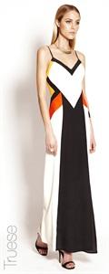 T55762.750  Mondrian Maxi Dres