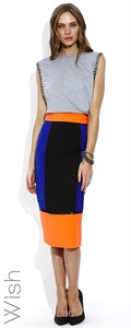 Wish Alter Pencil Skirt