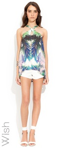 Wish  Summertime Top