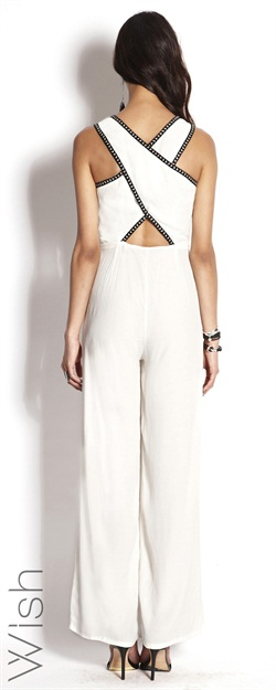 Wish  Reverse Jumpsuit