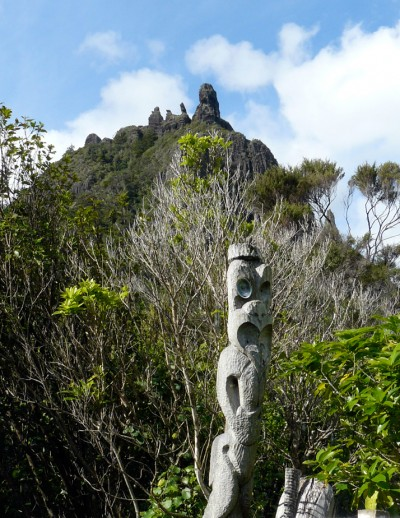 Mt Manaia - 1 hour walk with harbour views