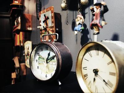 Claphams Clock Museum