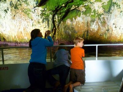 Riko Riko Sea Cave on the Poor Knight Islands