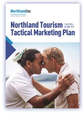 Northland Tourism Tactical Marketing Plan 01 July 2016 to 30 June 2017