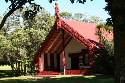 Meeting House, Waitangi Treaty Grounds
