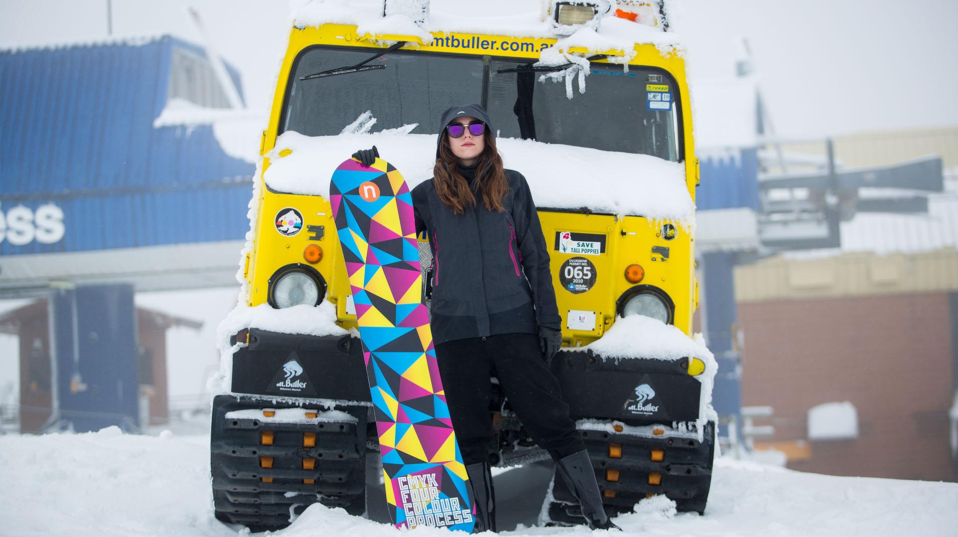 Snowboard 12