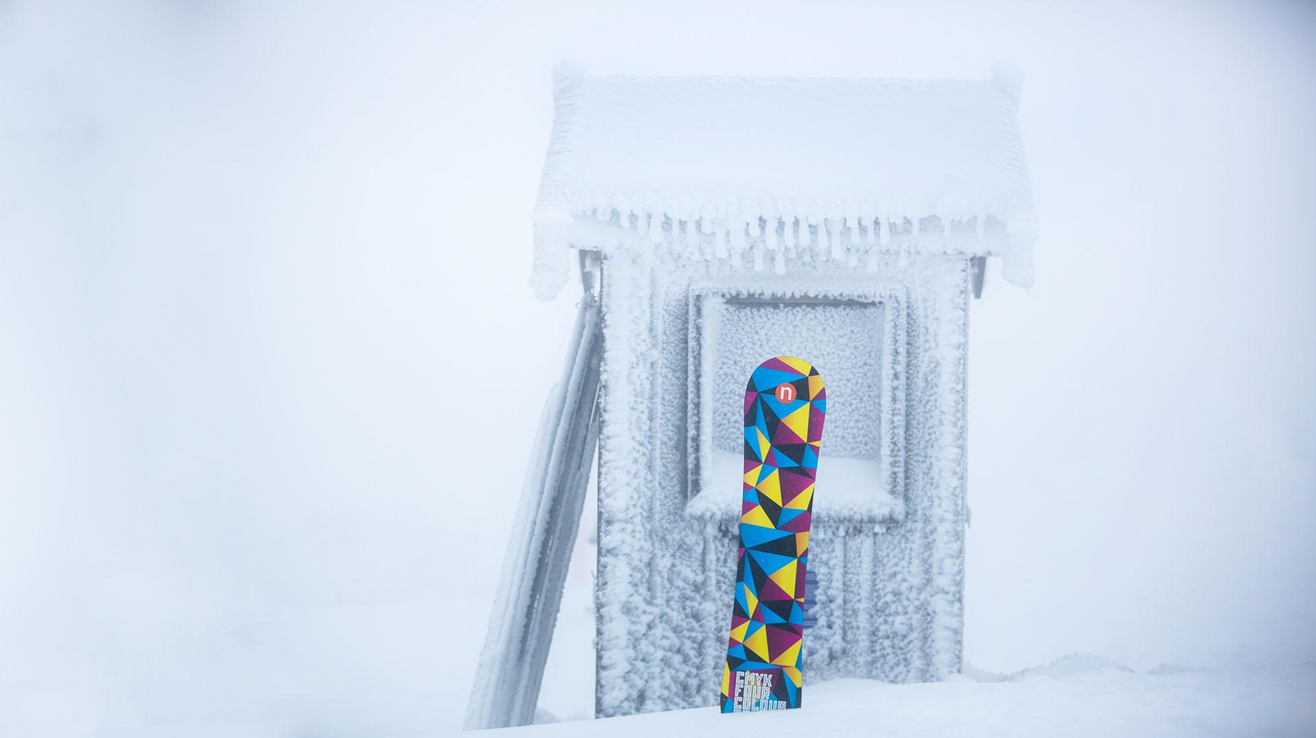 Snowboard 1