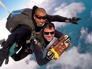 Norwood Skydive