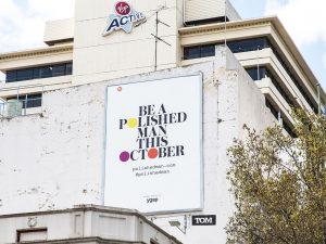 Polished Man Billboards