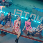 (G)I-DLE relax under the desert heat in 'DUMDi DUMDi' MV!