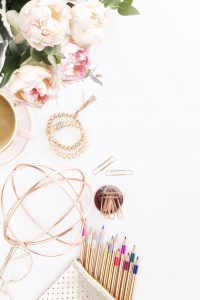 Oh Tilly Rose Gold and Gold Roses 022