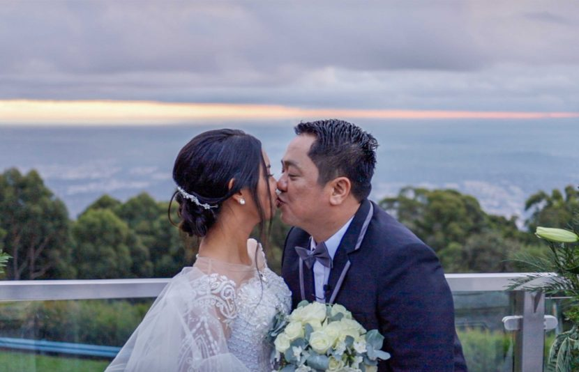 Wedding Videography in Dandenong Ranges