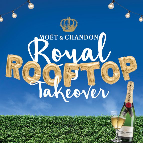 Moët & Chandon Royal Rooftop