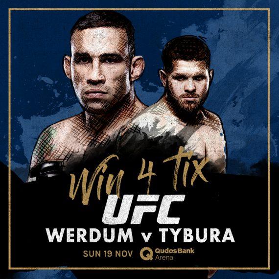 win UFC