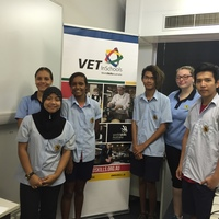Celebrating Worldskills Challenge for business VET in Schools Students