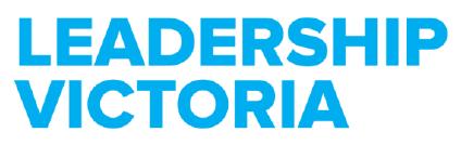 Leadership Victoria