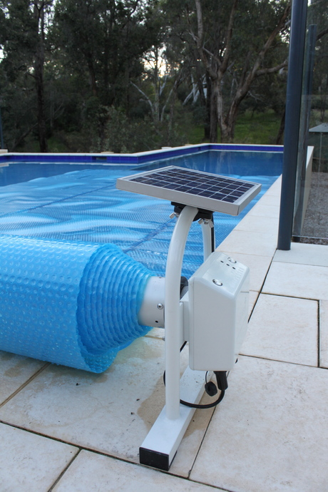 Daisy Pool Covers Daisy Power Electric Pool Cover