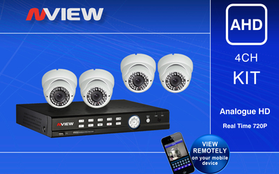 Ness NVIEW digital video recorder
