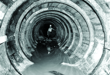$130 million upgrade for Brisbane's oldest sewer