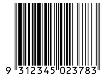 Barcodes: carrier of secret messages or just a product identifier?