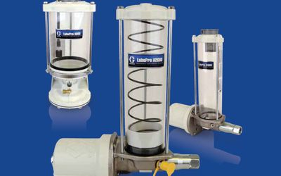Graco LubePro series pumps