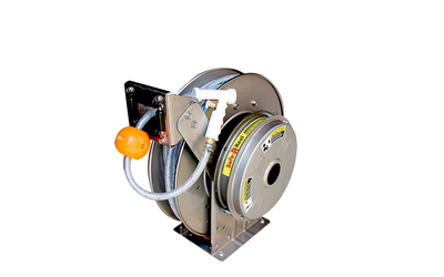 """10 facts of hose reel safety"" by Reel Tech"