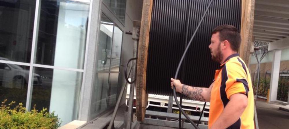 Vocus deploys 1728-count fibre cable in Sydney