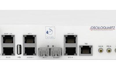 Oscilloquartz OSA 5410/11 PTP Toolbox