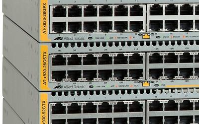 Allied Telesis x930 Series distribution switches