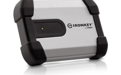 Imation IronKey H350 USB 3.0 hard drive