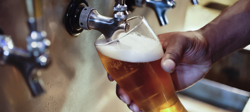 Drink less than 1 litre of beer/day to minimise exposure to toxic metabolites