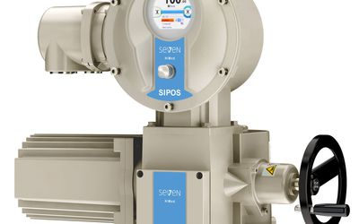 SIPOS SEVEN variable-speed electric actuator