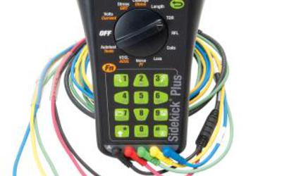 Greenlee Communications Sidekick Plus multifunction copper tester
