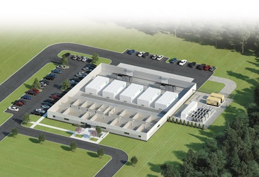 Going prefab — data centres on the move