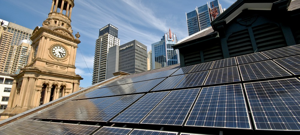 Sydney buildings to save 30% of energy by 2030