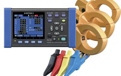 Hioki PW3360-21 Clamp-On Power Logger
