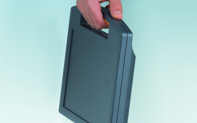 OKW CARRYTEC M Slim portable instrument enclosures