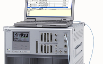 Anritsu MD8430A 4G LTE-Advanced Signalling Tester with integrated fader
