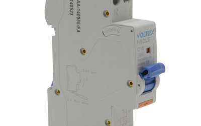 Voltex Slimline Compact RCBO