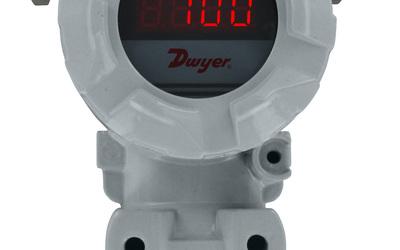 Dwyer Instruments Series IWP pressure transmitter